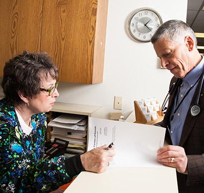 Cancer Center Of Kansas Diagnosis Treatment Plans