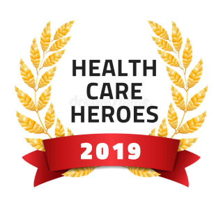 Dr. Nassim H. Nabbout Honored as Health Care Hero