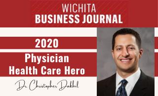 Health Care Hero   2020 Physician